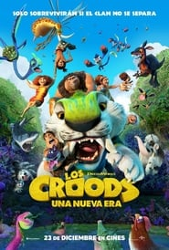 THE CROODS A NEW AGE (2020) [BLURAY 720P X264 MKV][AC3 5.1 LATINO] torrent